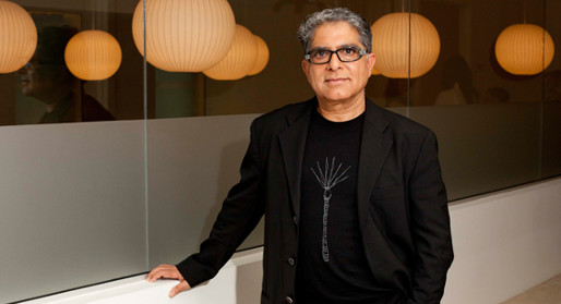 "Deepak Chopra Talks Book ""Super Brain,"" Self-Awareness and Simply Taking It Easy"