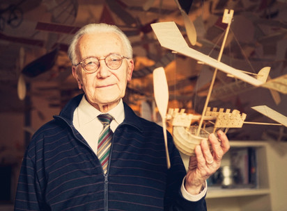 Luigi Prina Will Awaken Your Imagination with His Flying Boats