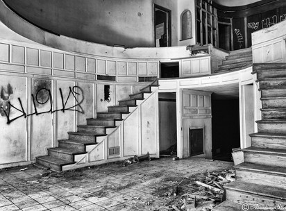 Anonymous Urban Explorer Documents Abandoned Places Before They Disappear Forever