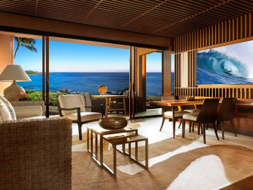 "At Four Seasons Resort Lanai, You Don't Need a ""Do Not Disturb"" Sign to Get Some Privacy"