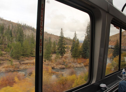 Here's What It's Like Taking a 36-Hour, 1608-Mile Train Journey from Chicago to Salt Lake City