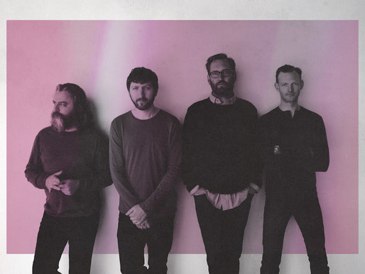 Interview w/Minus the Bear's Cory Murchy