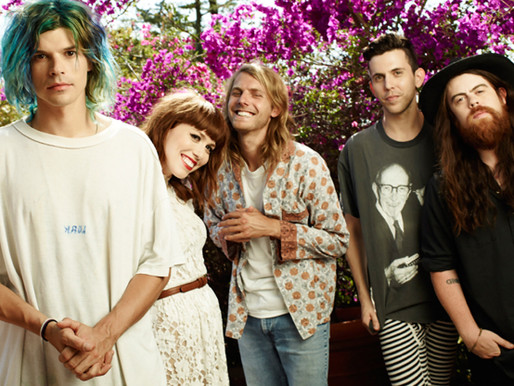 Grouplove Returns to the Red Bull Sound Space at KROQ