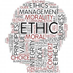 A need to consider Ethics,