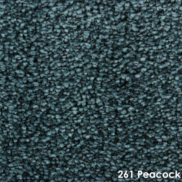 261 Peacock