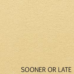 SOONER OR LATE