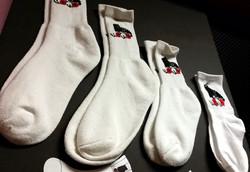 Skate socks.