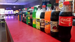 Pop, water, sports drinks & more