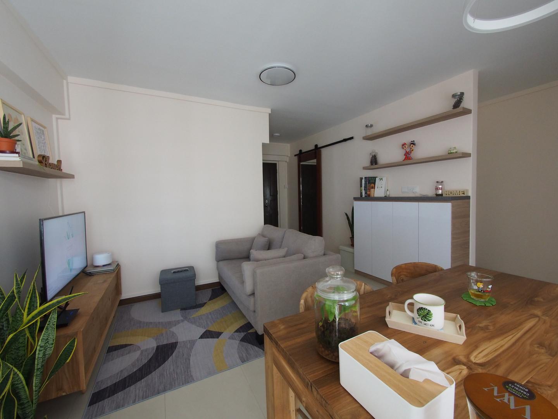 Dining Area & Living Area