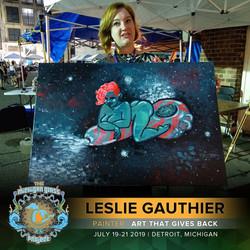Leslie-Gauthier-_Painting-Shoutout