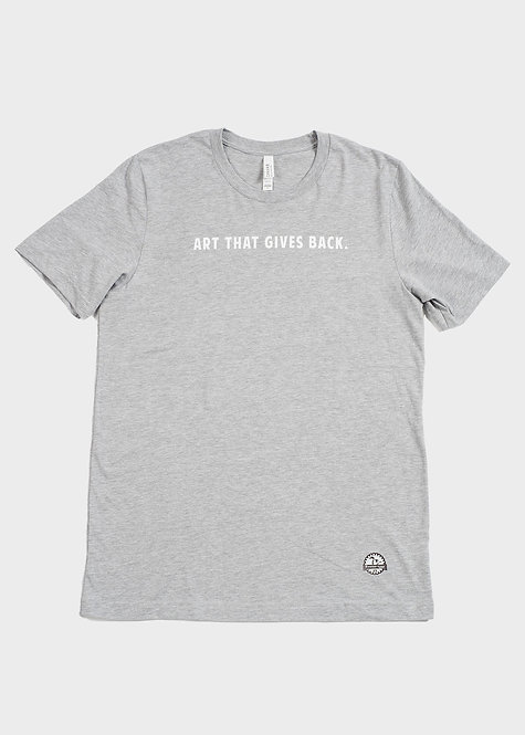 Grey ATGB T-Shirt
