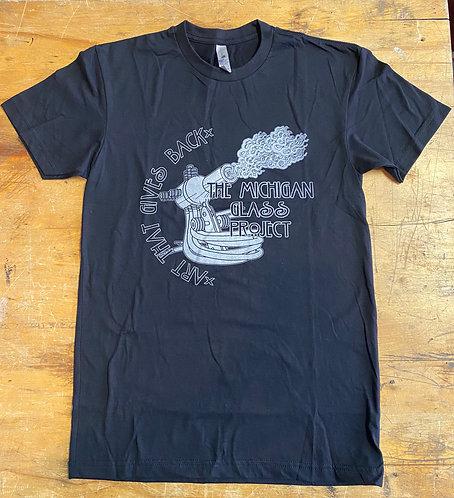 Brown Block Print x MGP 2019 T-Shirt