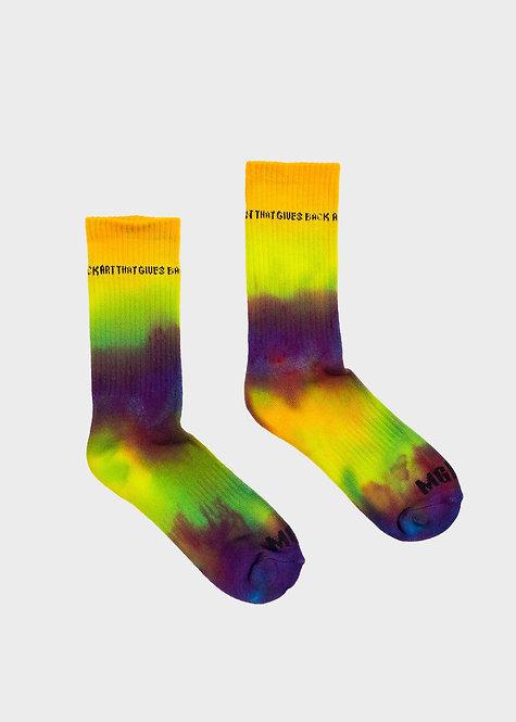 MGP Tie Dye Socks