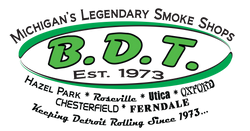 2018 B.D.T. Smoke Shops LOGO