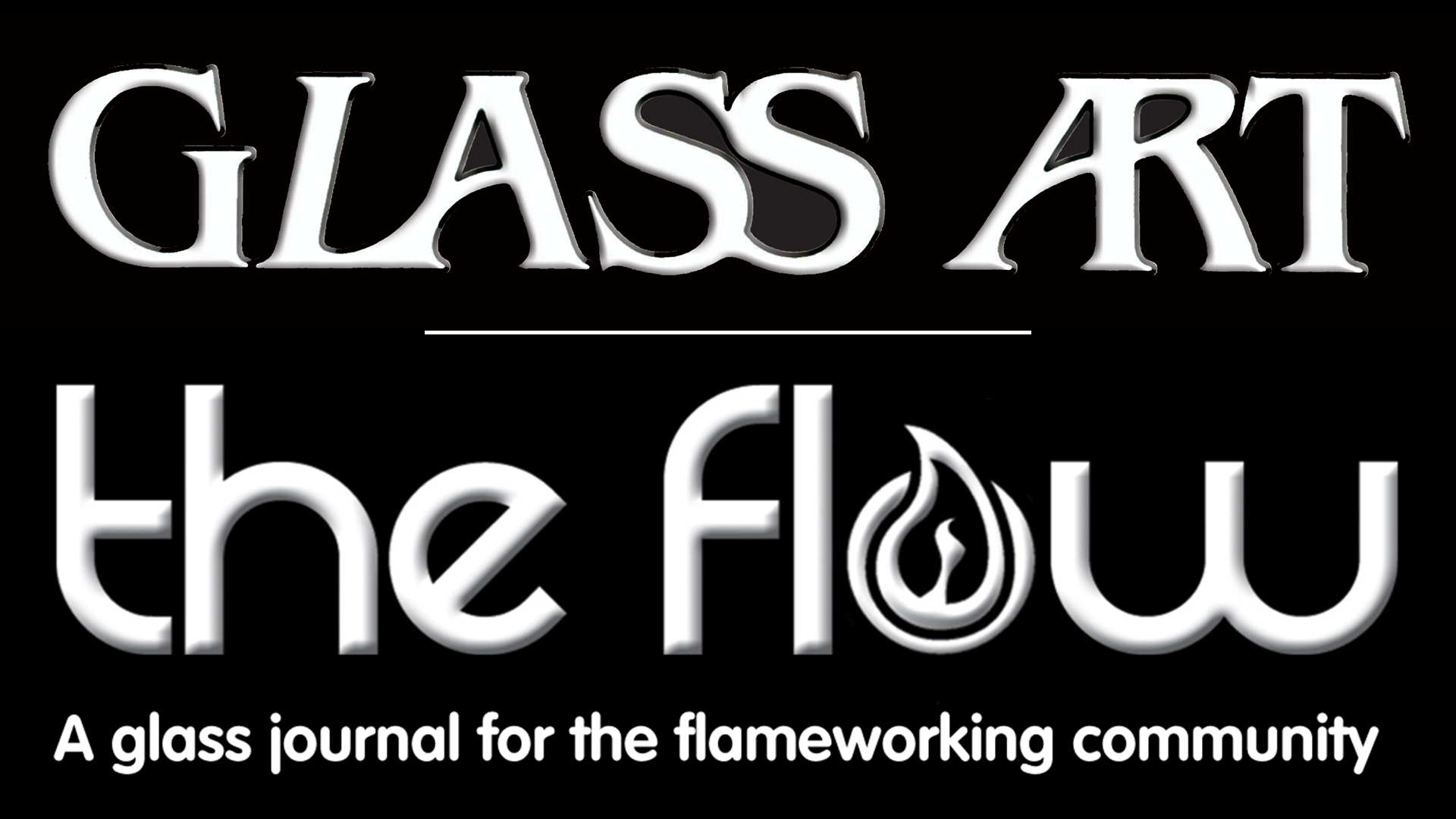The Flow / Glass Art
