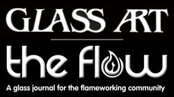 The Flow / Glass Art