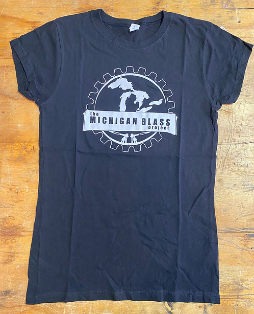 Ladies Cut 2012 Vintage MGP T-Shirt