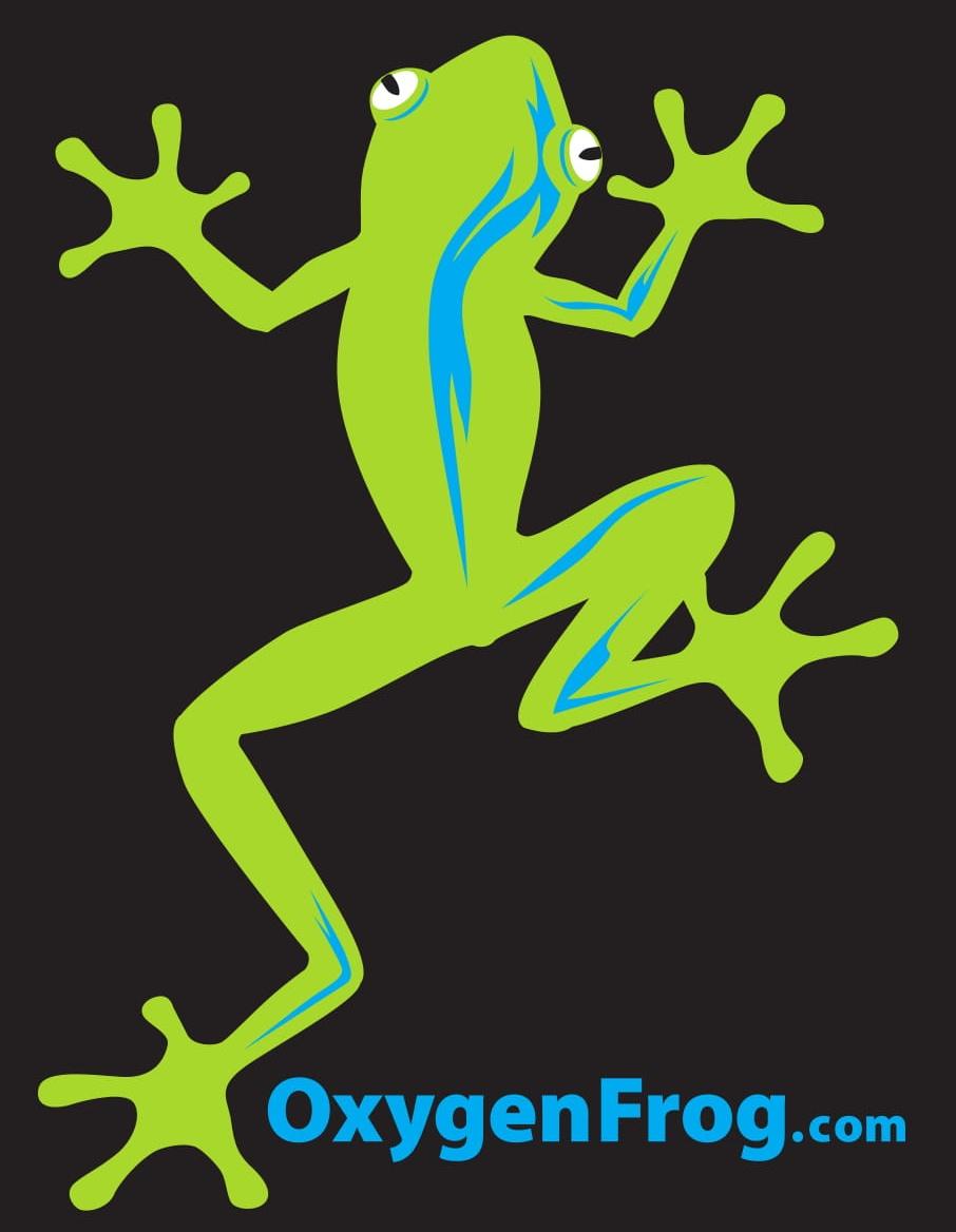 Oxygen Frog