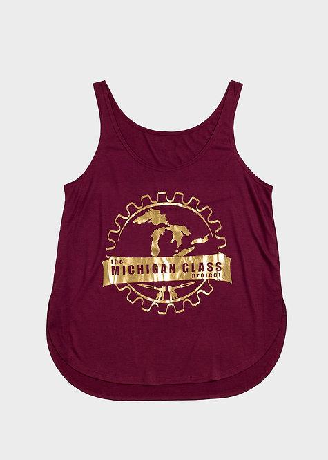 MGP Gold Foil Women's Tank