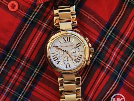 Reloj MK serie Camille