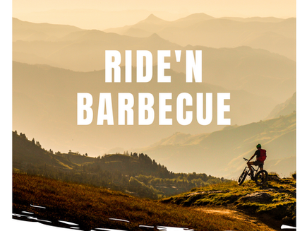 """Ride 'N Barbecue"" à la Pierre St-Martin"