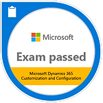 Exam+Microsoft+Dynamics+365+Customizatio