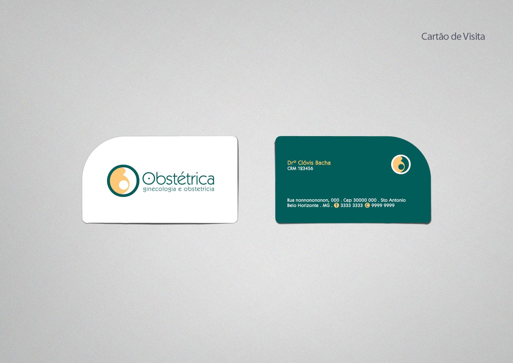 Branding cartão de visita