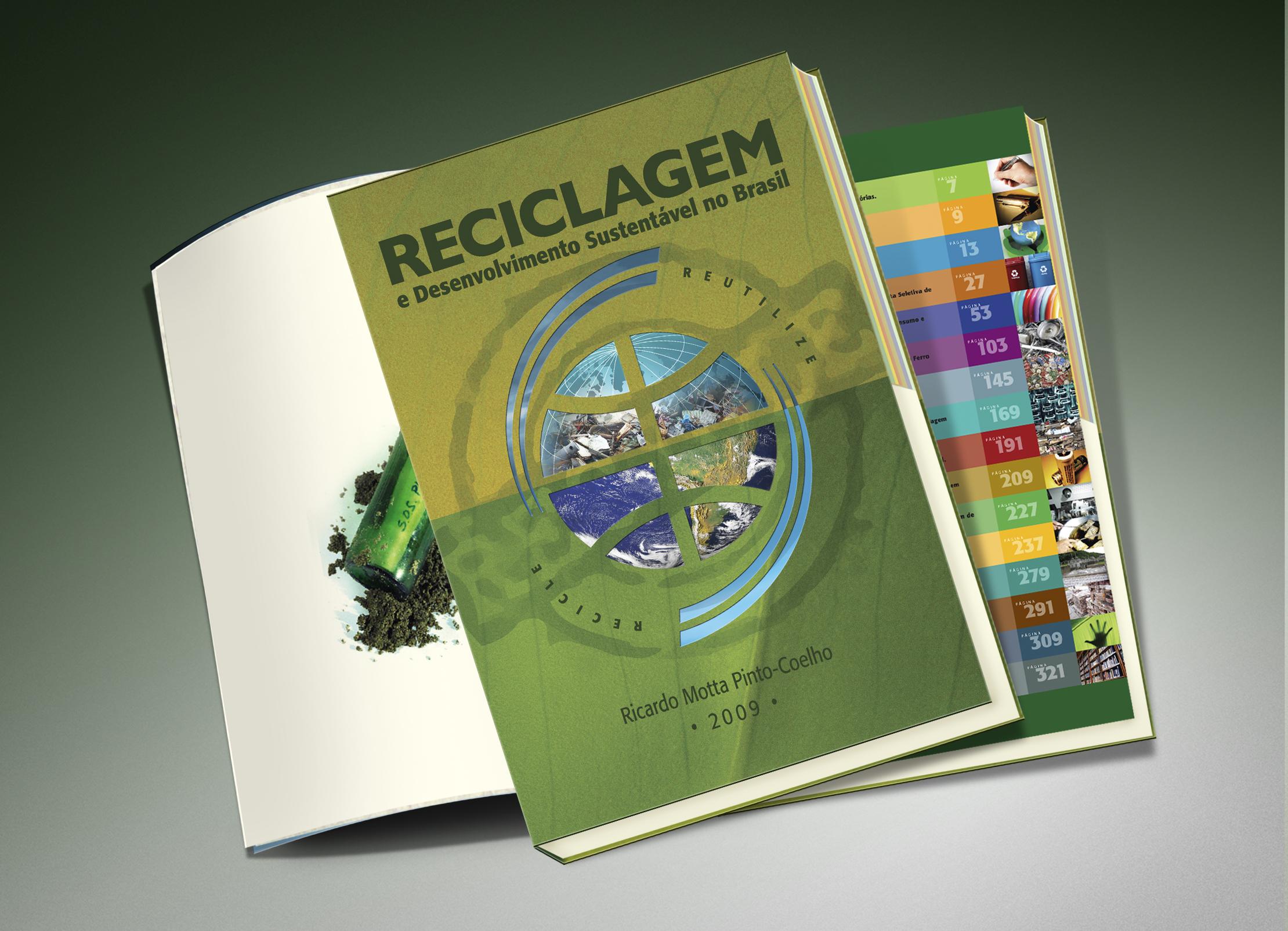 Projeto editorial de livro