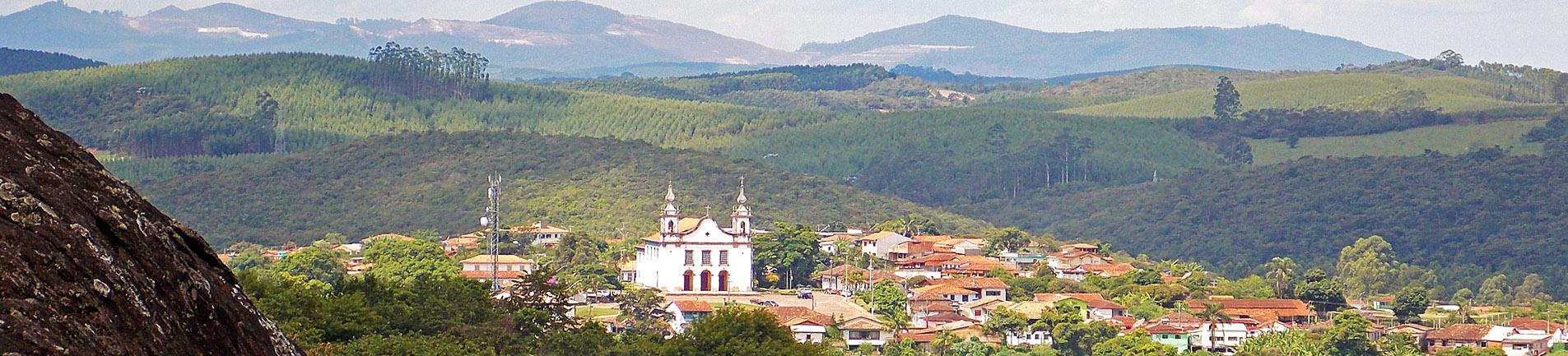 Vista de Catas Altas.