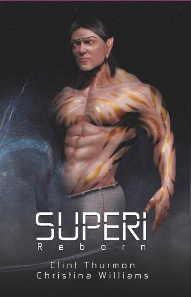 Signed SoftCover Superi:Reborn