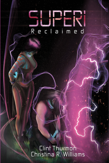 Signed HardCover Superi:Reclaimed