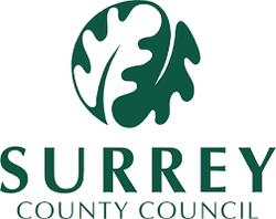 surrey county council logo