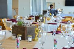 Bayview Dining Room Wedding