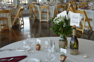 Bayview Dining Room Wedding