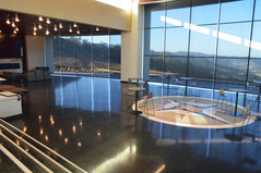 The Farallon Room at Skyline College