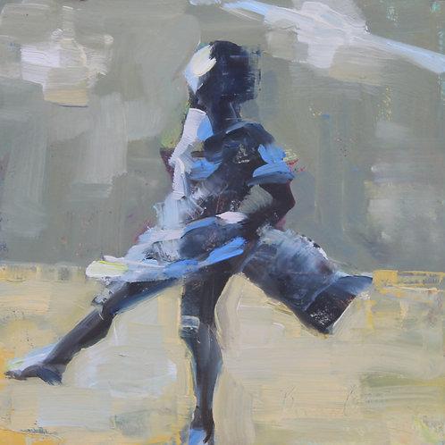 DEC 7 - Spanish Dancer