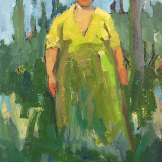 Garden Lady - sold