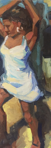Dancing in the Street - SOLD