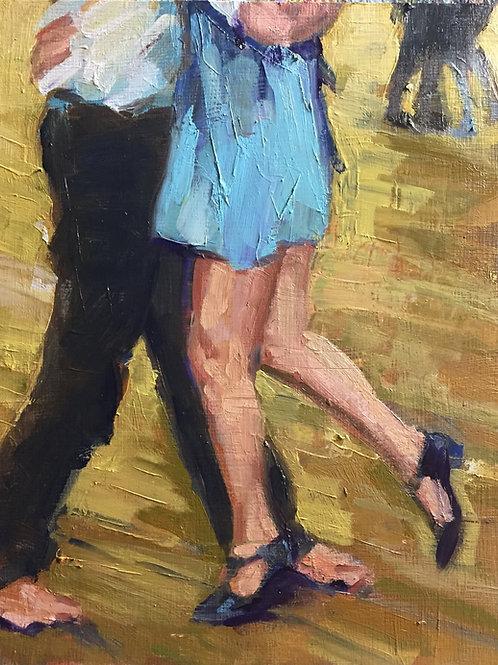 Barefoot Tango