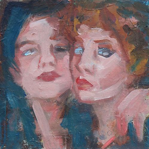 Lipstick - matted print