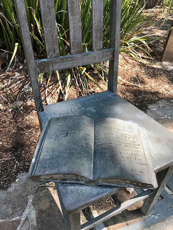 story of place_sculpture_Hepburn Springs