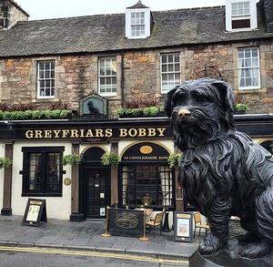 Image of Edinburgh Pub, Greyfriars Bobby