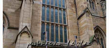 Heritage in a nutshell. A stroll around Sydney: Part 1 St Andrews, Town Hall & the Queen Victori