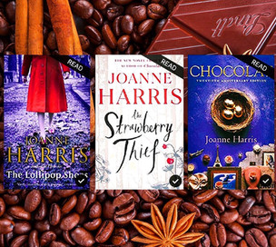 Chocolat by Joanne Harris: book review