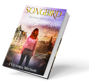 A moment with J. Victoria Michael, creator of The GriffinSong Trilogy
