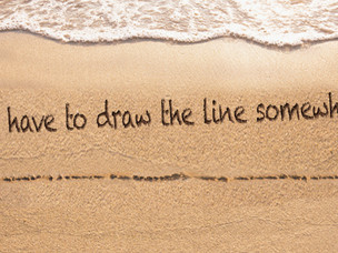 A line in the sand: controlling social media activity