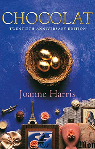 book cover Chocolat by Joanne Harris