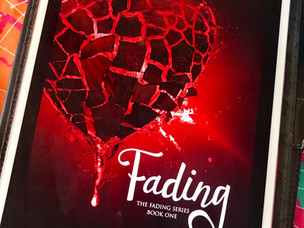 Book review: Fading by Cindy Cipriano