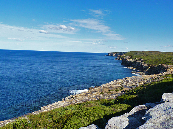 The Balconies - Royal National Park