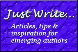 Just Write: on setting up an online newspaper for #emergingauthors